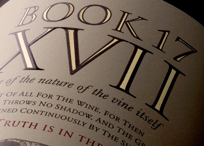 Book XVII Red Wine