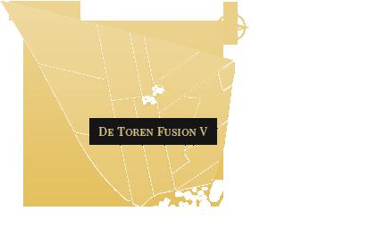 De Toren Fusion V Vineyards