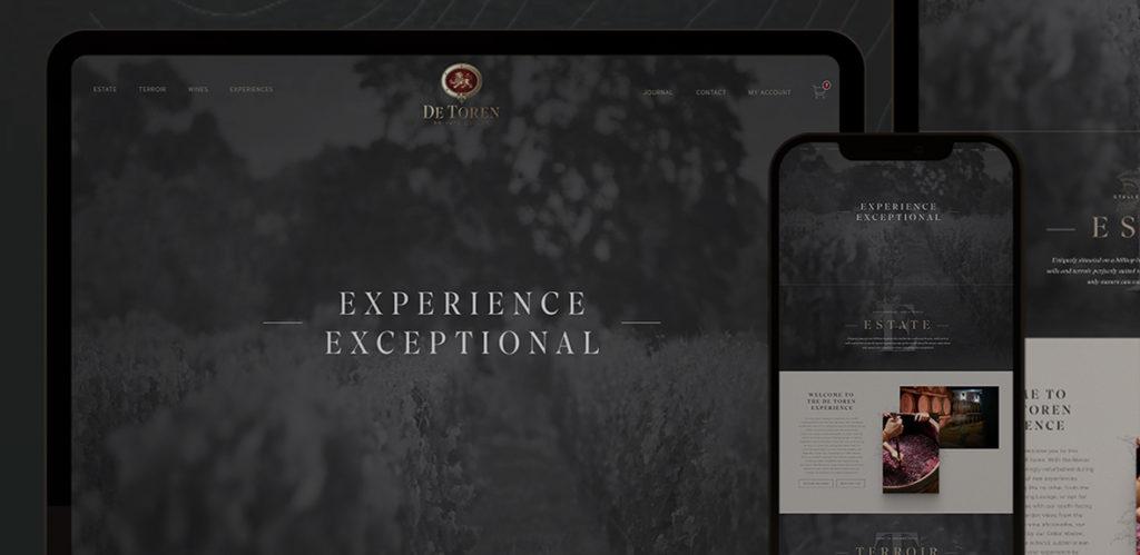De Toren's New Website In 2021